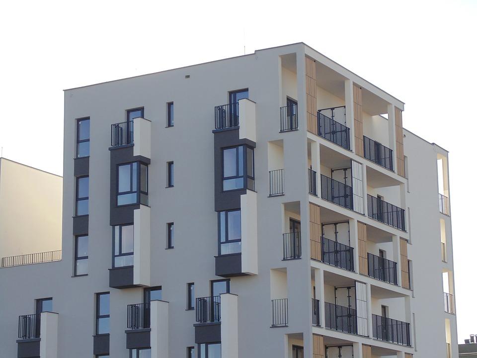 Apartment Building Apartments Building House
